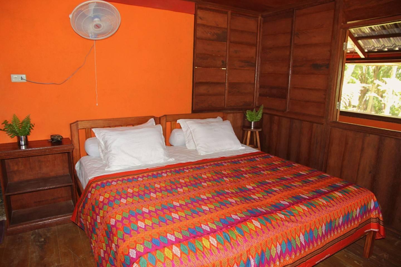Sozinhos Surf lodge rooms